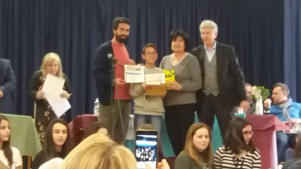 Premiazione decumani